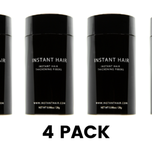 Instant Hair - 4 Pack